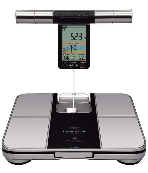 Buy Omron Body Composition Monitor HBF-701
