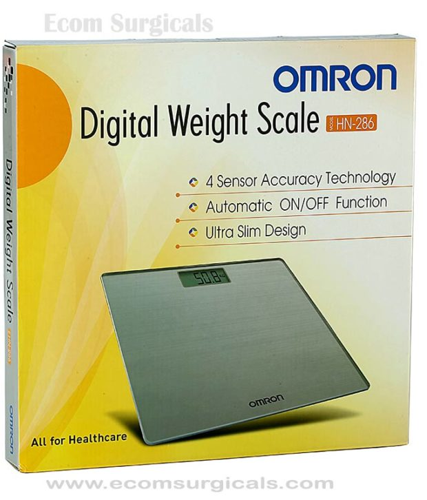 Omron HN 286 Digital Body Weight Machine