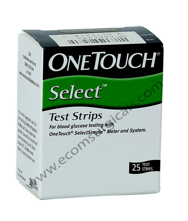 one touch select strips 25