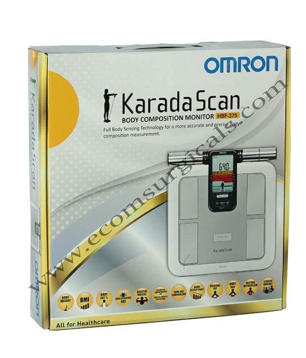 Omron HBF 375: Omron Karada Scan