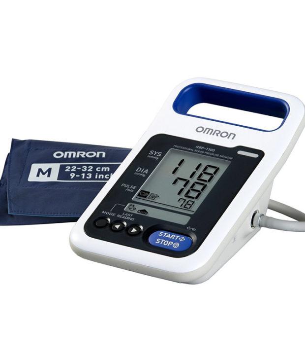 omron hbp 1300 professional blood pressure monitor