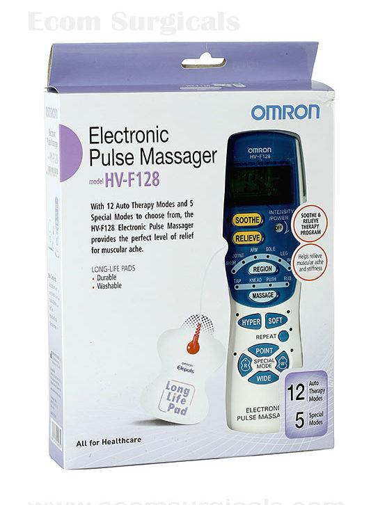 Omron HV F128 nerve stimulator